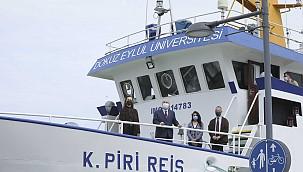 İzmir'in su altı kültür mirasını gün yüzüne çıkarılacak