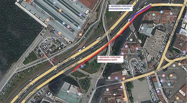 İzmir'in tarihi Kemeraltı çarşısına alt yapı yapılacak