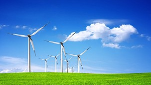 Rüzgar enerjisi santrallerine 43 milyar euro yatırım