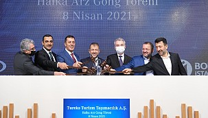 Tureks Turizm'e 772 bin 538 yatırımcıdan talep geldi