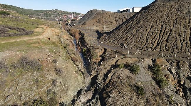 Ayvalık'ın doğal alanları maden sahasına açılıyor