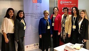 İş kadınları EURO-FEM final toplantısında bir araya geldi