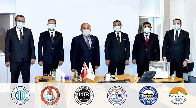 Muğla'da borsa ve odalar hükümetten destek istiyor